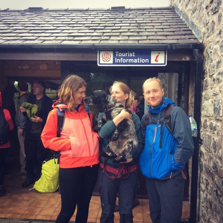 Three Peaks for Curlew – Success!