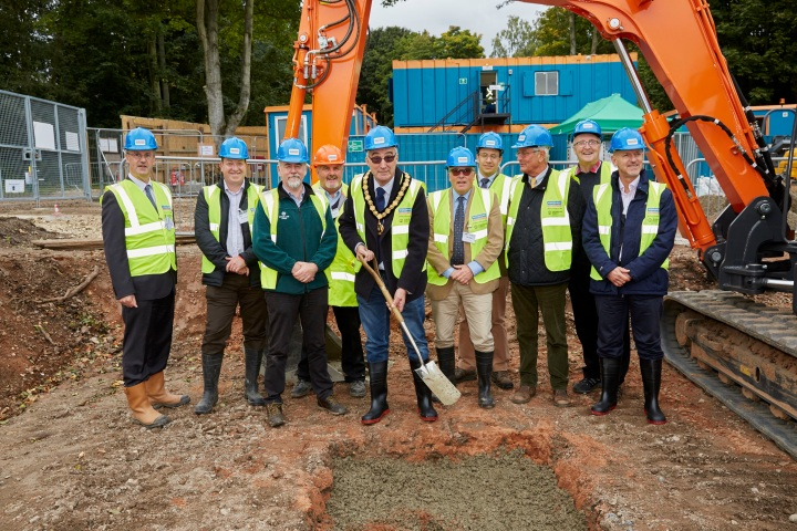 Sherwood Forest partnership lays down roots