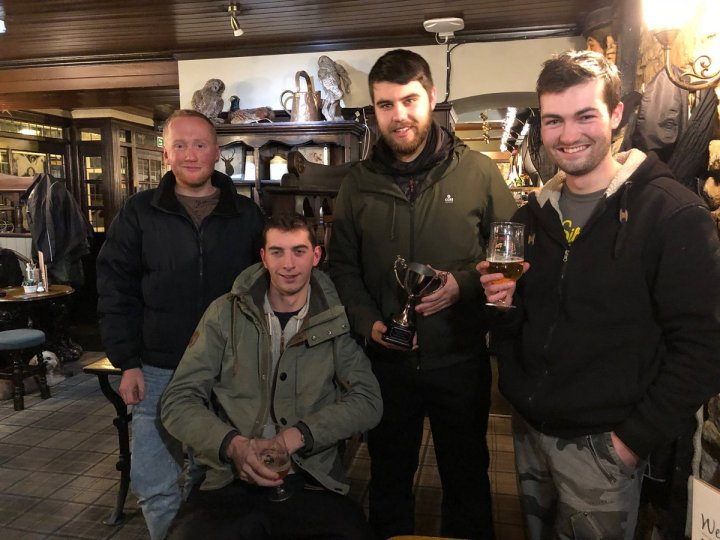 Northumberland Winter Birdrace2018