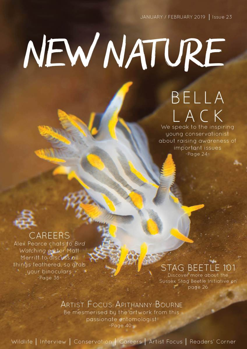 New Nature Magazine - January edition